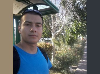CompartoDepa MX - Jeffrey - 25 - Mexicali