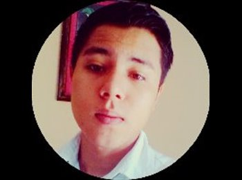 CompartoDepa MX - Eric - 19 - Tepic