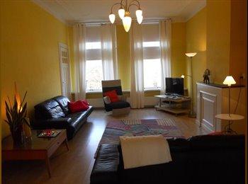 EasyKamer NL - Apartment 1st NOV  living  FULLY Furnished All IN  - Stadsdriehoek, Rotterdam - € 1.200 p.m.