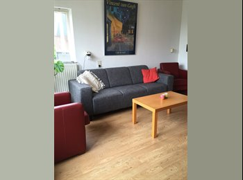 EasyKamer NL - 120M2 Fully furnished appartment,  1 room free - Buitenveldert-West, Amsterdam - € 600 p.m.