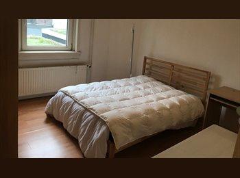 EasyKamer NL - Double Room in lovely apt next to Vondel Park - Overtoomse Sluis / Cremerbuurt, Amsterdam - € 900 p.m.