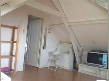 EasyKamer NL - Spacious Loft Room / Ruime zolderkamer, Rotterdam - € 500 p.m.