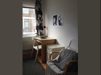EasyKamer NL - Furnished city center,light &spacy room - Stadsdriehoek, Rotterdam - € 475 p.m.