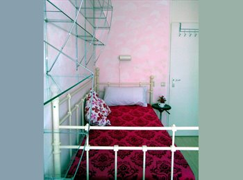 A nice room for female exchange student.