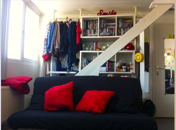 14,5 m2 room available for subletting