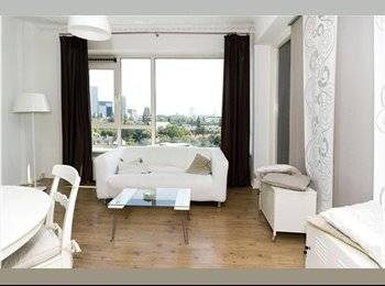 Appartment with amazing view over Rotterdam!