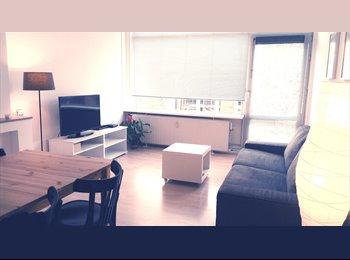 EasyKamer NL - Furnished apartment in trendy Pannekoekstraat! - Stadsdriehoek, Rotterdam - € 675 p.m.