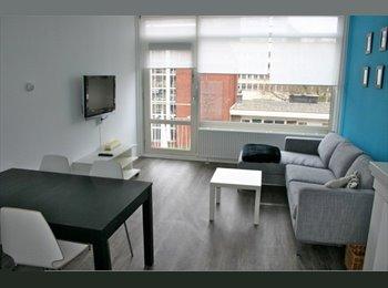 EasyKamer NL - Newly furnished apartment in trendy Pannekoekstraa - Stadsdriehoek, Rotterdam - € 675 p.m.