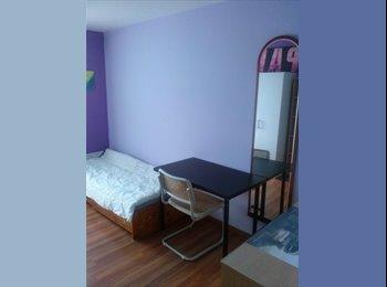 kamer beschikbaar 9 m2