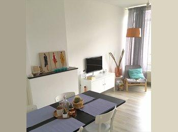 EasyKamer NL - Newly furnished apartment trendy Pannekoekstraat - Stadsdriehoek, Rotterdam - € 625 p.m.