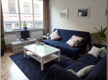 EasyKamer NL - Furnished 2 room apartment close to Erasmus Uni. - Kralingen-Oost, Rotterdam - € 850 p.m.