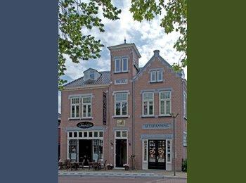 EasyKamer NL - Luxe studio in voormalig hotelpand, Zaanstad - € 895 p.m.