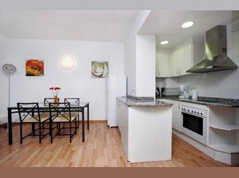 Een klein en stijlvol appartement