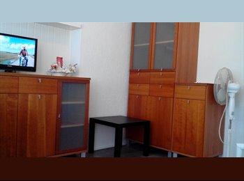 EasyKamer NL - Half of Fulll gemeubileerd appartement in Schiedam. Lees meeeeer - Schiedam, Schiedam - € 499 p.m.