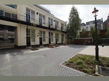 EasyKamer NL - Luxe studio te huur in hartje centrum rotterdam voor de periode juli 2016-december 2016! - Stadsdriehoek, Rotterdam - € 734 p.m.