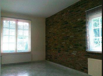 EasyKamer NL - Kamer van 16 m2 op begane grond in luxe studentenhuis, Maastricht - € 300 p.m.