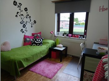 EasyKamer NL - furnished 270 € & unfurnished 260 € rooms in nice studenthouse, Maastricht - € 270 p.m.
