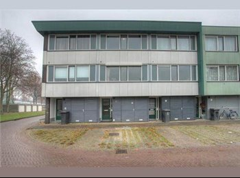 EasyKamer NL - Te huur ruime kamer in Enschede €400,- All-in, Enschede - € 400 p.m.