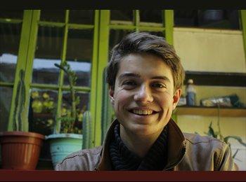 Joost Backer - 20 - Student