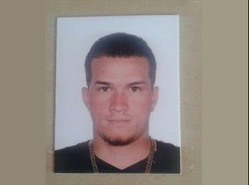 EasyKamer NL - Andres jose Hernandez - 24 - Rotterdam