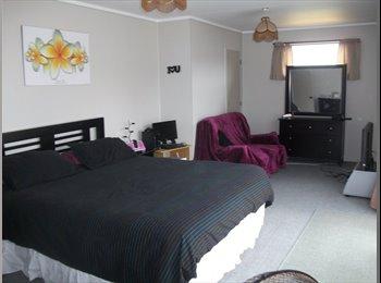 NZ - Big Double Room for rent, Tauranga - $175 pw