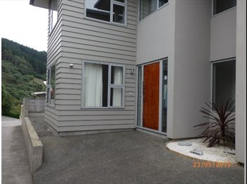 NZ - Double room(s) available in a quiet suburb, Wellington - $185 pw