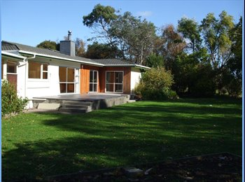 NZ - country house 5 mins to pnth, Palmerston North - $125 pw