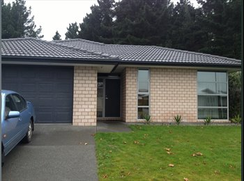 NZ - Room available now in lovely modern house, Christchurch - $200 pw