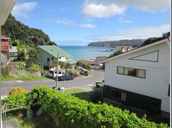 NZ - Seaside living - Camborne, Wellington - $190 pw
