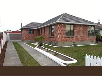 NZ - A double bedroom for Rent - Hornby, Christchurch - $180 pw