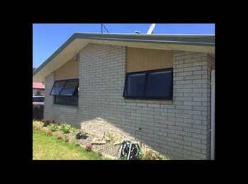 NZ - A unit at ground floor, one small single room for rent - Otumoetai, Tauranga - $160 pw