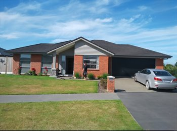 NZ - Aidanfield Halswell - Halswell, Christchurch - $140 pw