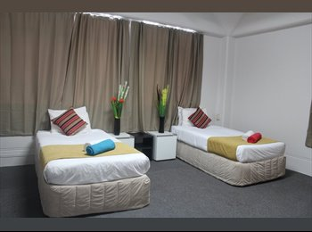 Room with 1/2/3 Beds Avaialble