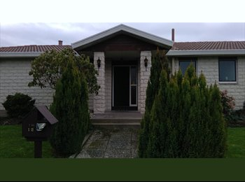 NZ - room for rent in a clean and tidy house, Christchurch - $185 pw