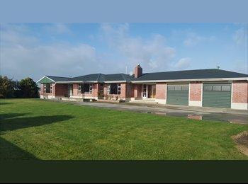 NZ - warm house in quiet area - Invercargill, Invercargill - $150 pw