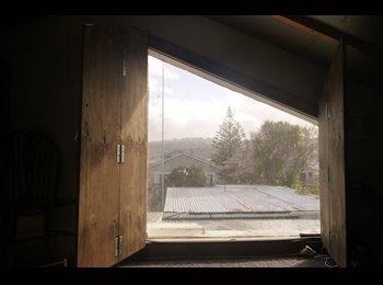 NZ - Loft room semi furnished - Petone, Wellington - $165 pw