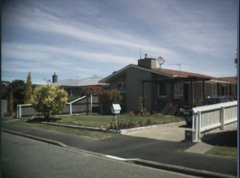 NZ - Non-smokers to share Hornby house - Hornby, Christchurch - $125 pw