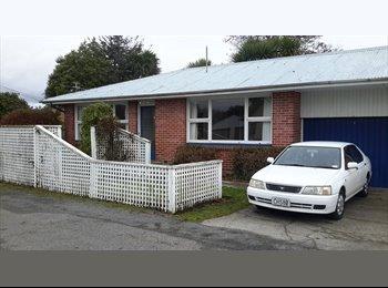 NZ - Flatmate required in 2 bedroom house in Sydenham. - Sydenham, Christchurch - $150 pw