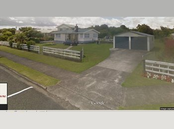 NZ - House mate wanted in Lepperton  - Bell Block, New Plymouth - $140 pw