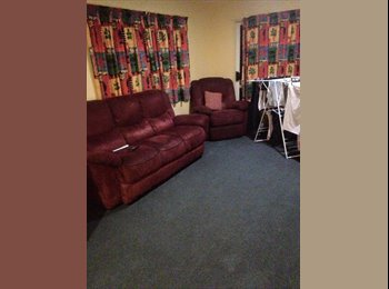 NZ - Big  Bright Double Room  - Palmerston North, Palmerston North - $150 pw