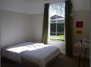 NZ - Rooms in Central Blenheim from 22 September 2015 - Blenheim Central, Marlborough - $145 pw