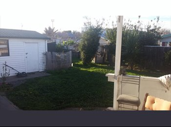NZ - Room to remt in large 4 bedroom house - Napier South, Napier-Hastings - $120 pw