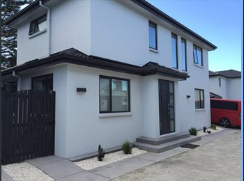 NZ - 1 Large Bedrooms Available in New House  , Auckland - $195 pw
