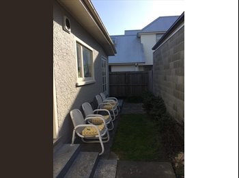 NZ - Large peaceful double room available st albans  - St Albans, Christchurch - $200 pw
