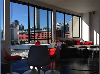 NZ - 1 bedroom penthouse Skycity view - Auckland Central, Auckland - $200 pw