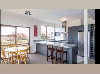 NZ - Two rooms to rent in townhouse with massive view in Brooklyin, rent full inclusive - Brooklyn, Wellington - $220 pw