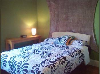 Room in nice character home near CBD