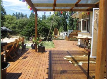 NZ - Pohangina country home, Palmerston North - $95 pw