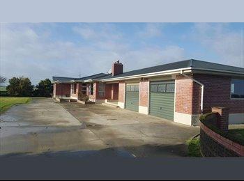 NZ - Room for rent - Lorneville, Invercargill - $160 pw