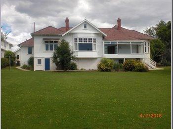 NZ - Flatmates wanted for grand old house in great neigbourhood - Maori Hill, Dunedin - $150 pw